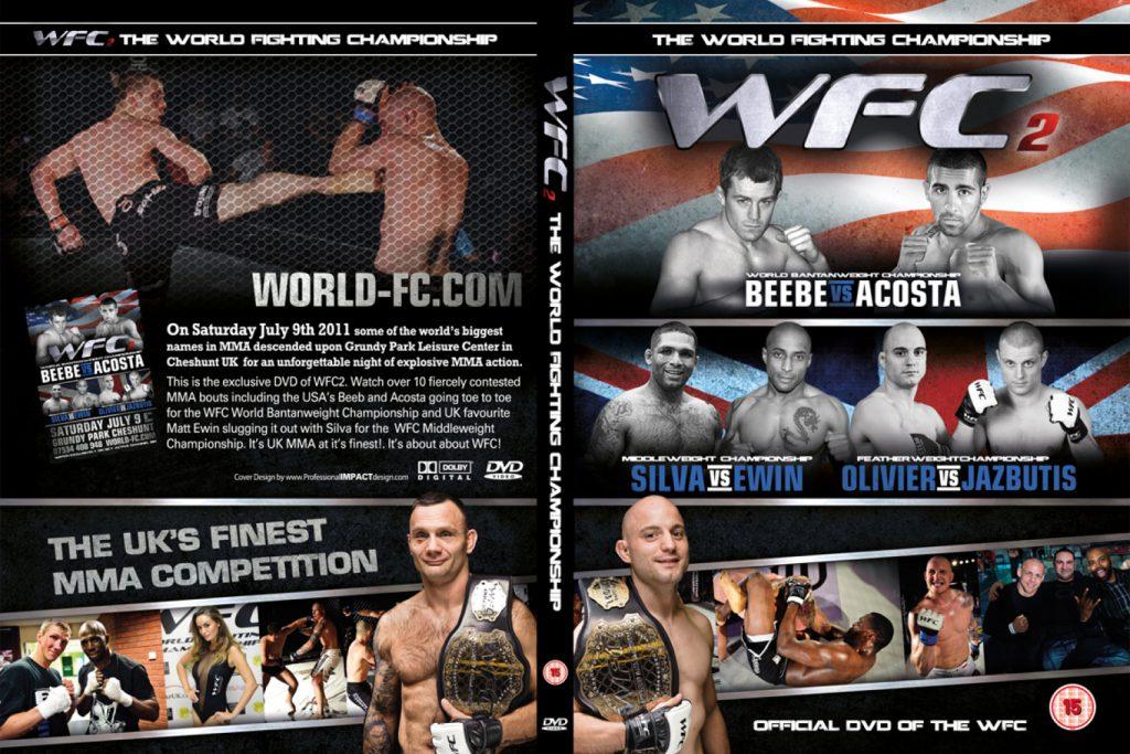 MMA Marketing Design