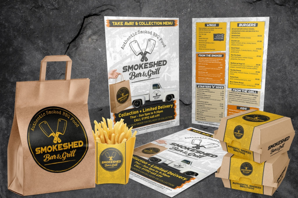 Smokeshed Bar Grill Hoddesdon